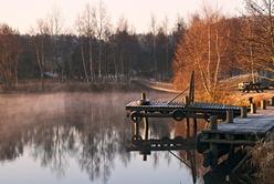Lac de Ganivet (Margeride)
