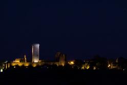 La Garde-Guérin de nuit