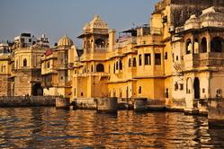 Udaïpur - Au bord du lac