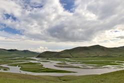 L'Orkon à Karakorum