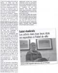 Midi Libre St Ambroix - 04/2012