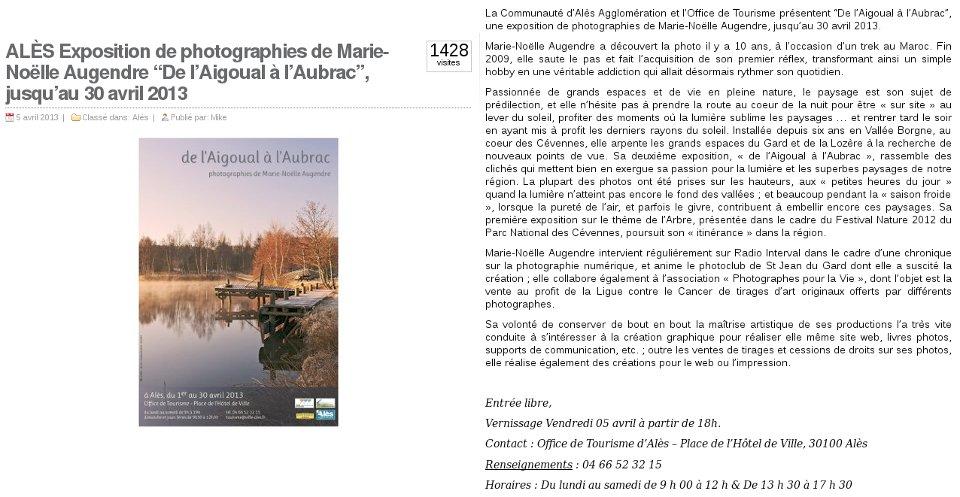 Objectif Gard - 05/04/2013