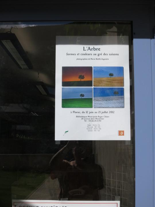 Bibliothèque de Florac (juin 2012)