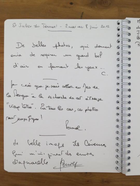 St Julien du Tournel (mai 2012)
