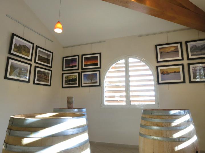 Caveau des Vignerons de Tornac (décembre 2012)