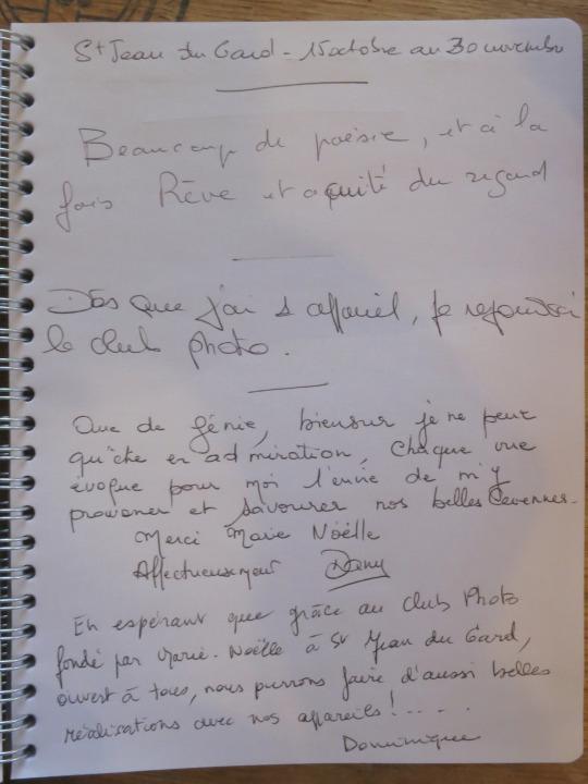 St Jean du Gard (octobre 2012)