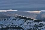 L'Aigoual sous la neige